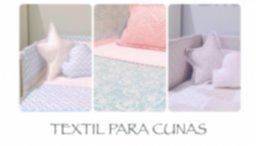 Cunas y deco bebé textil